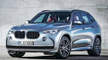 2018 BMW X5 - front (exclusive image)