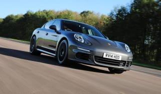 Used Porsche Panamera - front