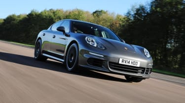Used Porsche Panamera - front