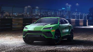 Lamborghini Urus ST-X - front static