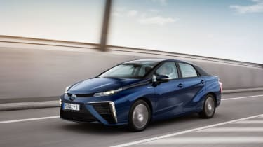 Toyota Mirai - World Green Car of the Year nominee