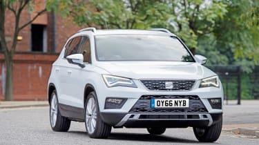 Why the SEAT Ateca is our Crossover of the Year - sponsored