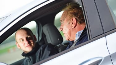 Vauxhall Astra - driving coach mentoring