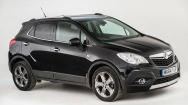 Used Vauxhall Mokka - front