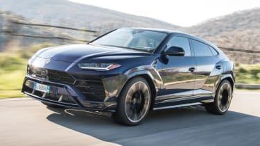 Fastest SUVs in the world - Lamborghini Urus