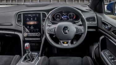 Renault Megane facelift - dash
