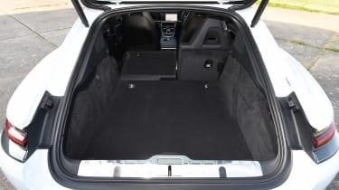 Porsche Panamera 4 E-Hybrid - boot