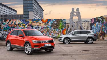Volkswagen Tiguan 2016 - twin