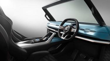 Mitsubishi MI-TECH concept - interior