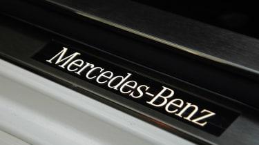 New Mercedes CLS 2014 logo