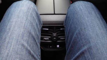 Peugeot 5008 long-term test - legroom