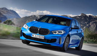 New BMW M135i 2019 1 Series tracking