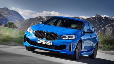 New BMW M135i 2019 1 Series tracking