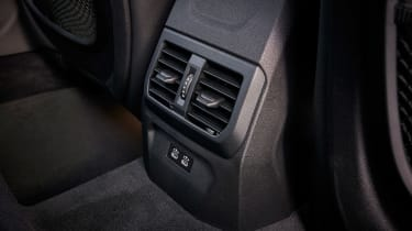 BMW 2 Series Gran Coupe - rear vents