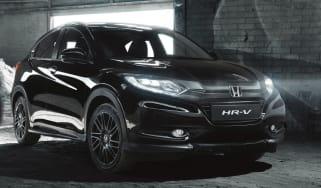Honda HR-V Black Edition - front