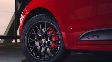 Porsche Macan GTS - wheel