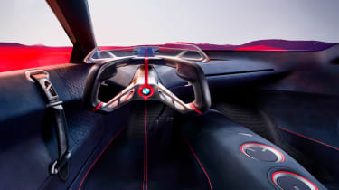 BMW Vision M NEXT concept - dash