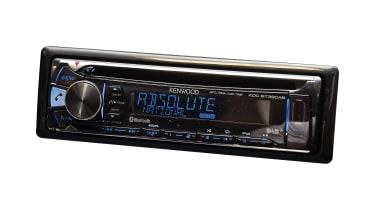 Car stereo reviews - Kenwood BT39DAB