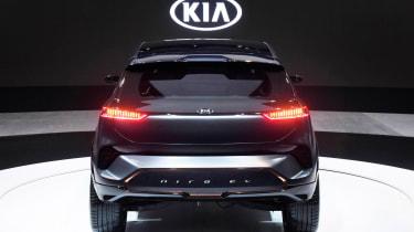 Kia Niro EV - CES full rear