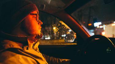 Driving glasses header