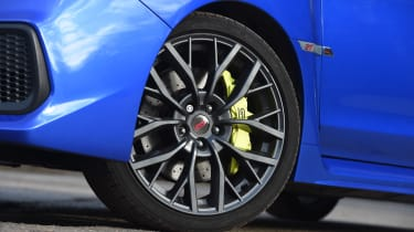 Subaru WRX STi Final Edition - wheel