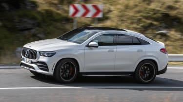 Mercedes-AMG GLE 53 Coupe - side