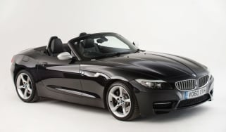 Used BMW Z4 - front
