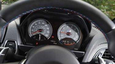 BMW M2 group - dials