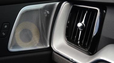 Volvo XC60 - speaker