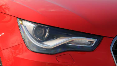 The Sportback will feature LED Day-time running lights.