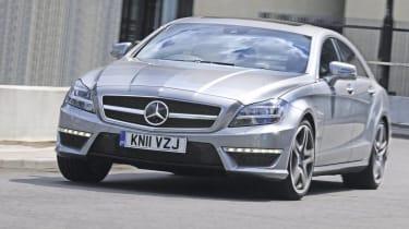 Mercedes CLS63 AMG