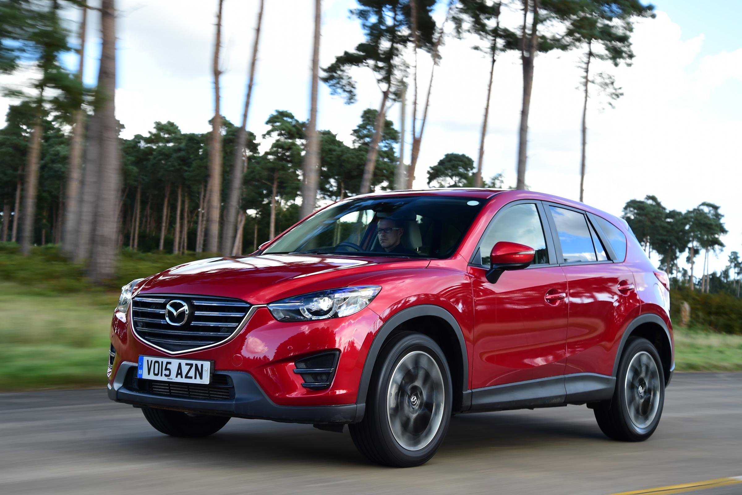 Kelebihan Mazda Cx 5 4X4 Review
