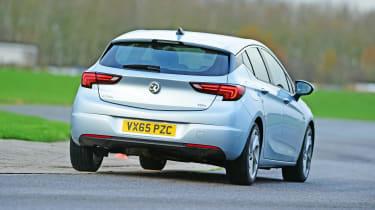 Vauxhall Astra - rear