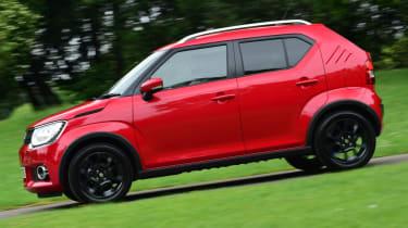 Long-term test - Suzuki Ignis - side profile