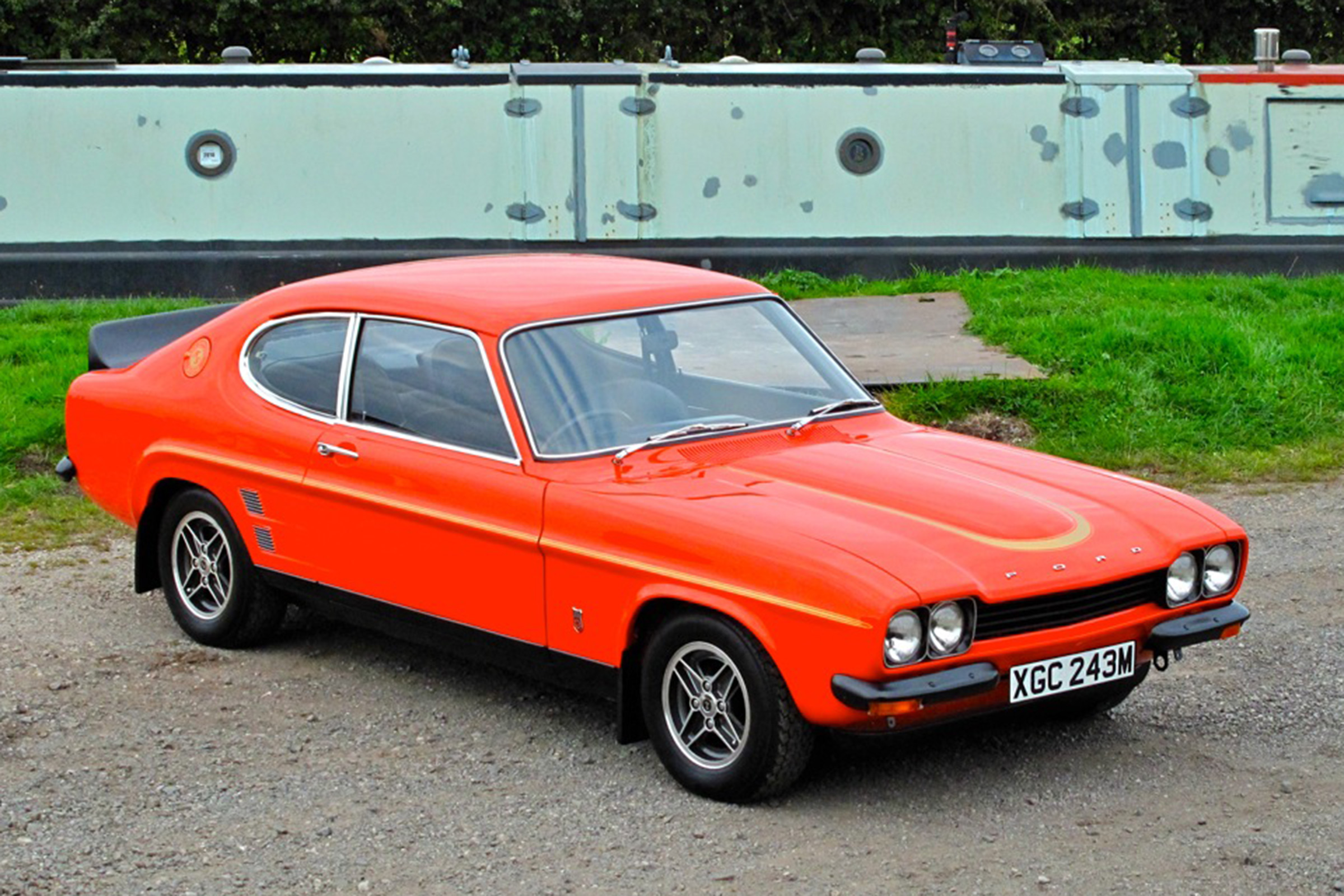 Ford Capri A History 1969 To 1986 Auto Express
