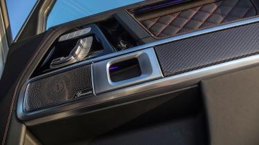 Mercedes-AMG G 63 - door