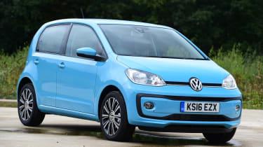 Volkswagen up! - front static