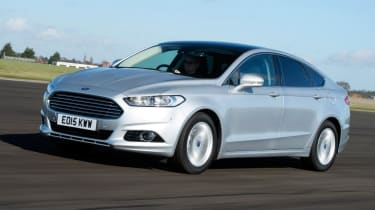 Ford Mondeo - front