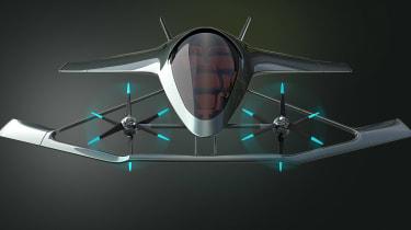 Aston Martin Vision Volante Concept - full front