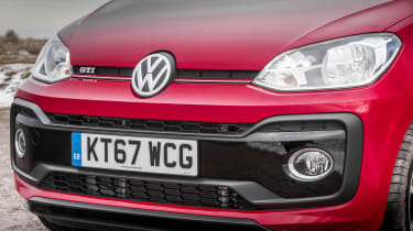 Volkswagen up! GTI - grille