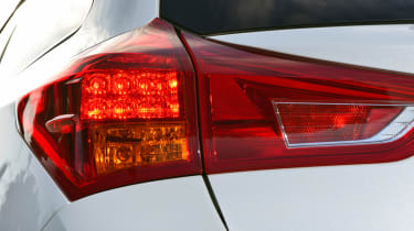 Toyota Auris Touring Sports light detail