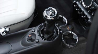 MINI Cooper gears