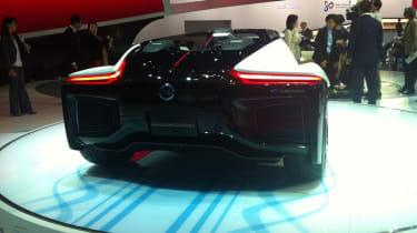 Nissan bladeglider tokyo 2013 rear