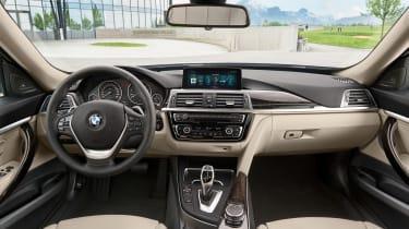 BMW 3 Series GT - dash