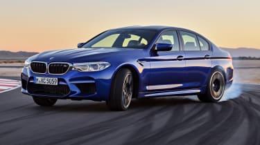 BMW M5 - drift