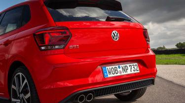 Volkswagen Polo GTI 2018 rear lights