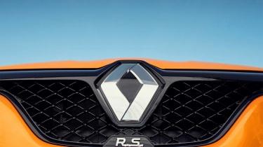Renault Megane R.S. - front badge