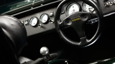 Caterham R600 interior