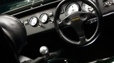 Caterham R600 interior
