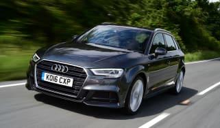 Audi A3 Sportback 2.0 TDI - front